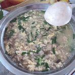 鸡蛋蘑菇汤的做法