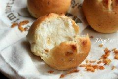 洋葱酥小餐包的做法