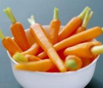 【胡萝卜和什么一起吃好】胡萝卜的功效与作用_胡萝卜和什么相克