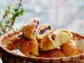 紫薯小面包的做法
