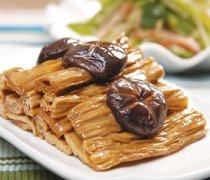 【红烧腐竹茶树菇】红烧腐竹茶树菇的做法_红烧腐竹茶树菇的营养价值