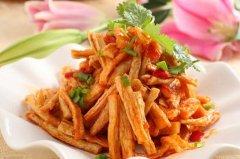 萝卜干咸菜的做法大全