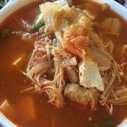 韩式泡菜汤的做法