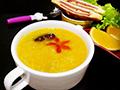 养胃粥——红枣枸杞南瓜粥的做法