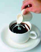咖啡配牛奶喝营养更健康