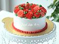 韩式裱花蛋糕的做法