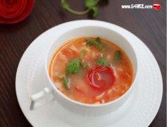 西红柿鸡蛋汤的家常做法_怎样做好喝?