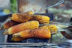 烤箱烤玉米的做法步骤