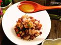 油醋汁藜麦鲜虾色拉的做法