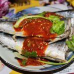 韩式酱香秋刀鱼的做法