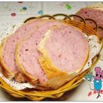 紫心面包的做法