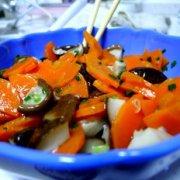 葱油拌香菇的做法