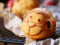 橙香猴头小蛋糕的做法