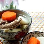 牛蒡排骨汤的做法