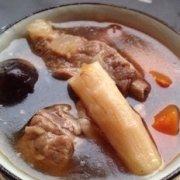 清炖排骨汤的做法