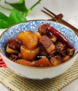 【五花肉炖白萝卜】五花肉怎么做好吃_五花肉怎样挑选