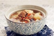 羊肉萝卜汤的做法