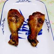 烤五香鸡腿的做法