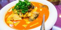 酸木瓜桂鱼的做法视频