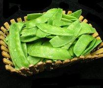 荷兰豆的营养价值_荷兰豆的功效与作用