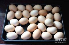 自制出油咸鸡蛋的做法
