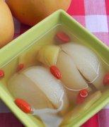 【白萝卜和梨能一起吃吗】白萝卜梨汤的做法大全_白萝卜梨汤的功效