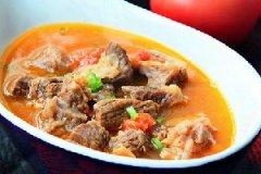 番茄牛肉的家常做法