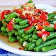 【豇豆炒辣椒】豇豆炒辣椒的做法_豇豆炒辣椒的功效