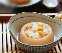 【白萝卜和梨煮水的功效】白萝卜和梨煮水的做法