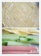 牛油果寿司的做法
