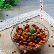 有肉味的素食小菜笋豆的做法