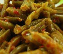 【腌豇豆角】腌豇豆角的做法_腌豇豆角的营养价值