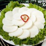 【凉拌白萝卜的做法】凉拌白萝卜的功效与作用_白萝卜的腌制方法