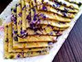 紫甘蓝鸡蛋饼的做法