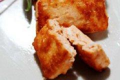 虾豆腐的家常做法