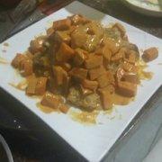 咖喱鱼块的做法
