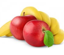 【香蕉和苹果能一起吃吗】香蕉和苹果的营养价值_香蕉和苹果怎么吃对