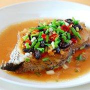 豆豉蒸鳕鱼的做法