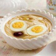 白果双蛋的做法