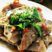 香葱煎鲢鱼的做法