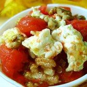 芙蓉西红柿的做法
