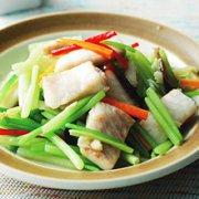 芹王熘青鱼的做法