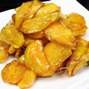 姜丝红薯的做法