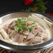 羊肉焖豆腐的做法