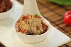 红米豆腐丸子的家常做法