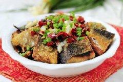美味蒸腊鱼的家常做法