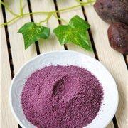 天然色素—紫薯粉的做法