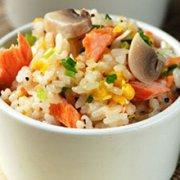 营养糯米饭的做法