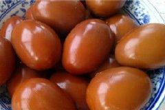 台湾卤蛋的家常做法
