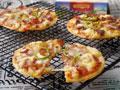 迷你披萨的做法